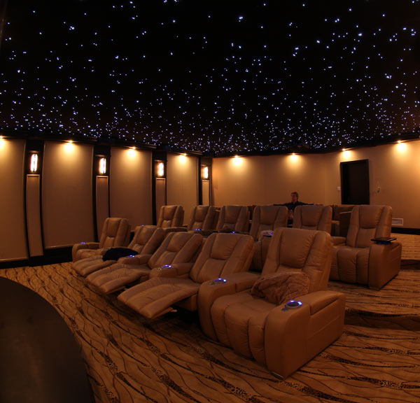 Cinestarpanel Fiber Optic Star Panels