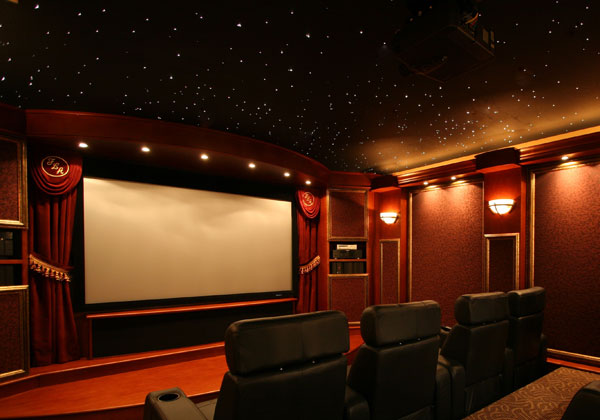 Cinestarpanel Fiber Optic Star Panels